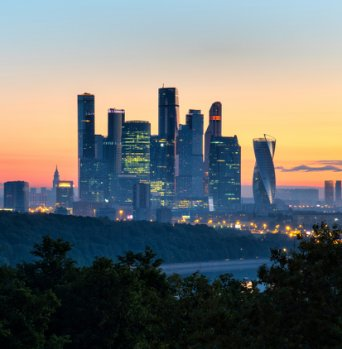 3 days Moscow Tour Package: Moscow Skyline