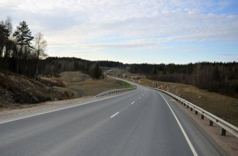 Way to the real Russia: highways