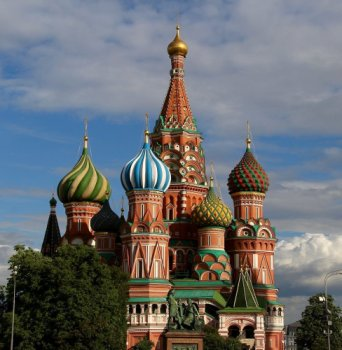 3 days Moscow Tour Package: Moscow Kremlin