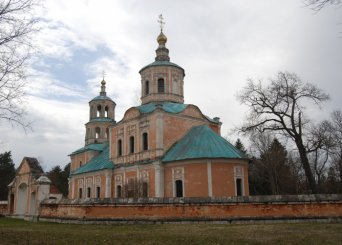 Churches ofRussia... the real countyside