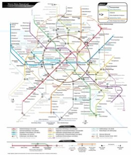 moscow metro map in english