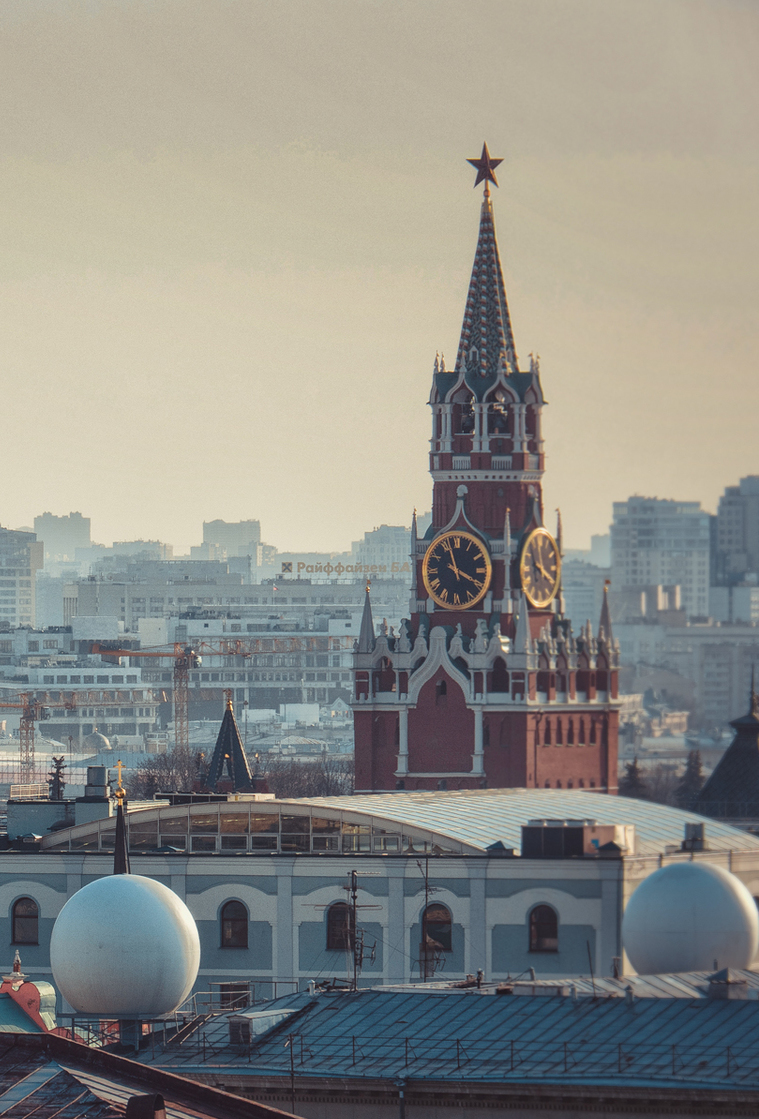 Tours to Moscow