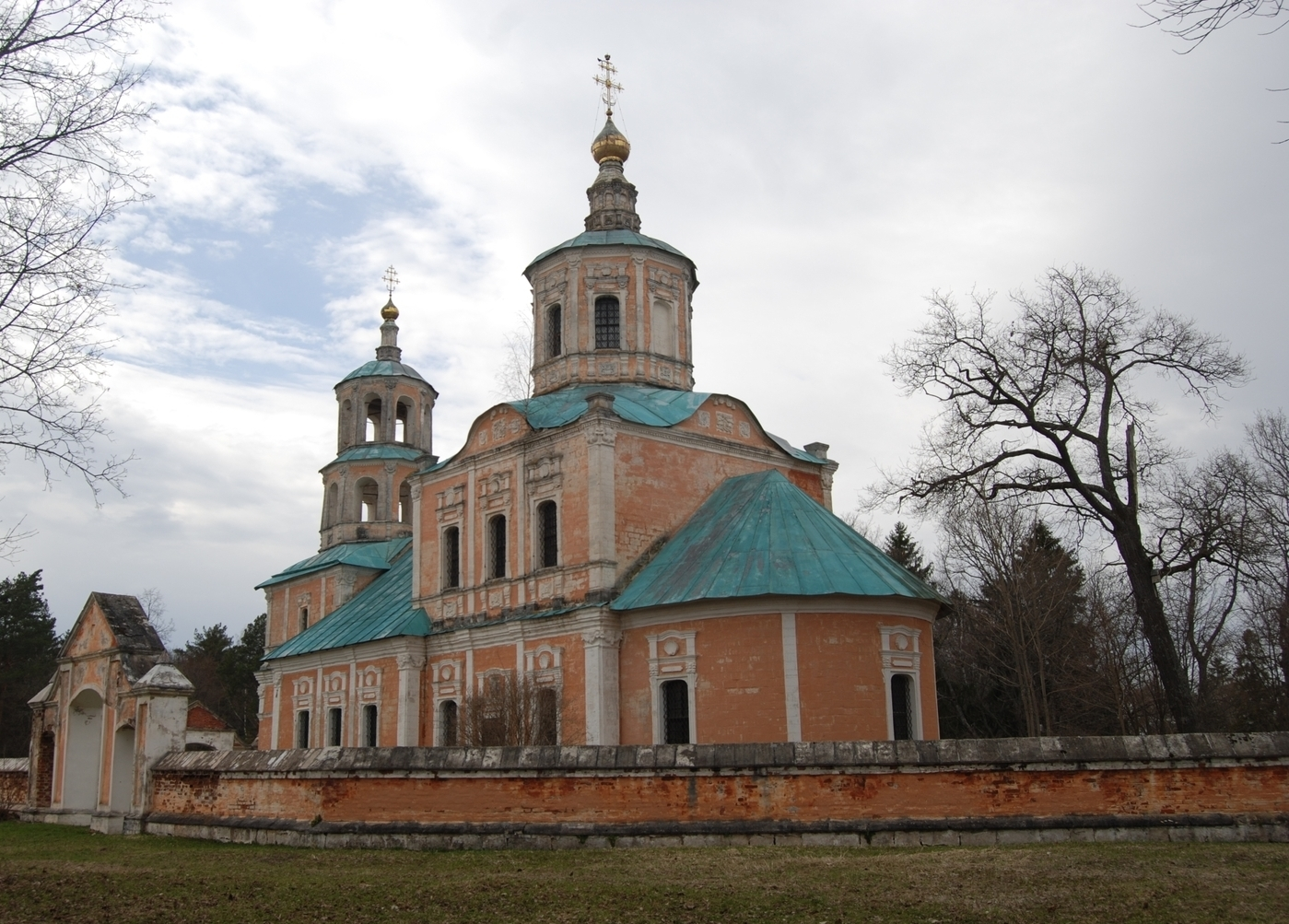 Churches of  Russia... the real countyside