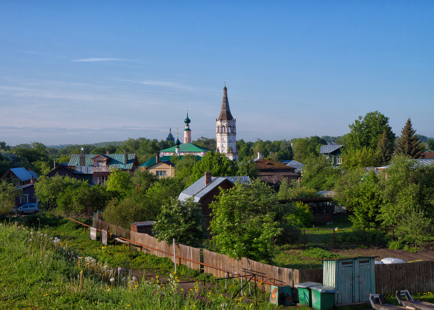 Suzdal Travel Guide<br>